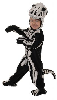 T-Rex Fossil Costume - Toddler Large (2 - 4T)