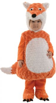 Fox Costume - Toddler Large (2 - 4T)