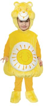 Care Bears Funshine Bear Belly Baby - Toddler Large (2 - 4T)