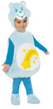 Care Bears Wish Bear Belly Baby - Toddler Large (2 - 4T)