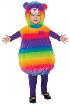 Build-A-Bear Rainbow Friends Bear Belly Baby - Toddler Large (2 - 4T)