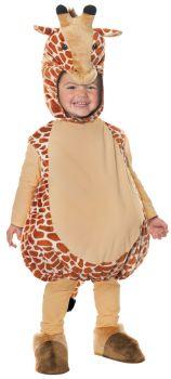 Giraffe Toddler Costume - Toddler Large