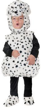 Dalmatian Toddler Costume