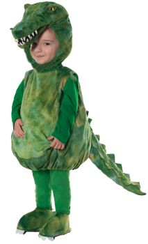 Alligator Toddler Costume - Toddler Large