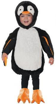 Penguin Toddler Costume - Toddler Large