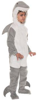 Shark Toddler Costume - Toddler Large