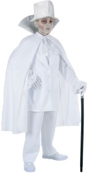 Boy's Ghostly Child Costume