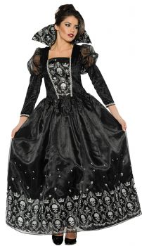 Women's Dark Queen Costume - Adult Large