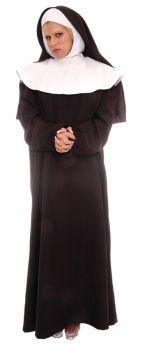Women's Mother Superior Costume - Adult OSFM