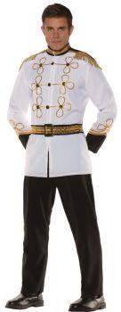 Men's Prince Charming Costume - Adult OSFM
