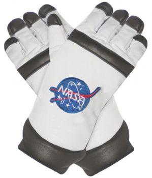 Astronaut Gloves - White