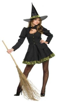 Totally Wicked Costume - Adult Large