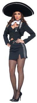 Women's Senorita Costume - Adult X-Large