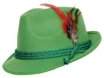 Swiss Hat - Green