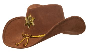 Sheriff Hat Adult