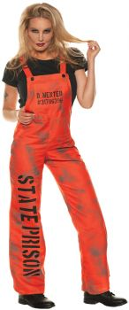 Women's D. Mented Costume - Adult Large