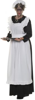 Women's Old Maid Costume - Adult Large