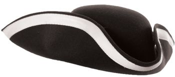 Tricorner Ribbon Hat Adult