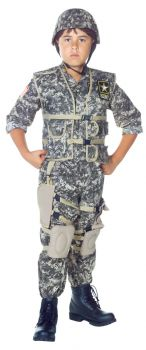 U.S. Army Ranger - Child S (4 - 6)