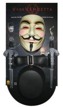 V For Vendetta Kit