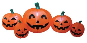 5' Pumpkins Inflatable