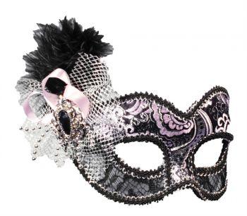 Venetian Showgirl Mask