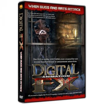 When Bugs and Rats Attack DVD