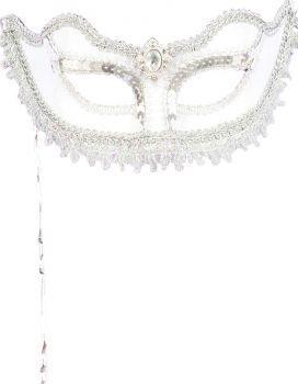 White Parade Mask