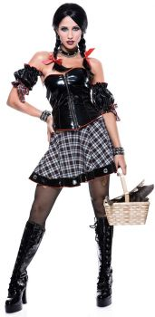 Women's Wicked Oz Mistress Dorothy Costume - Adult L (12 - 14)