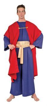 Men's Wiseman I Costume - Red - Adult OSFM