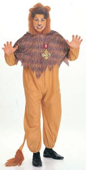 Wiz Of Oz Cowardly Lion Ad