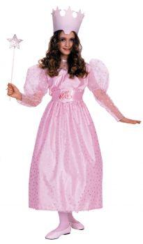 Girl's Glinda Costume - Wizard Of Oz - Child SM