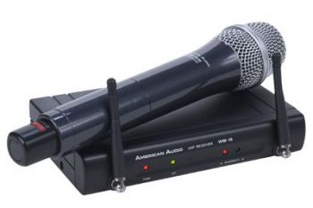 Wireless Hand Held Microphone System