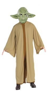 Men's Yoda Costume - Star Wars Classic - Adult OSFM