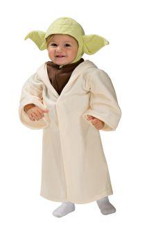 Yoda Costume - Star Wars Classic - Toddler (12 - 24M)