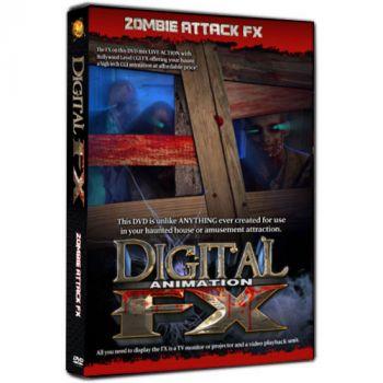 Zombie Attack DVD