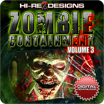 Zombie Containment: Vol 1 - Digital Download