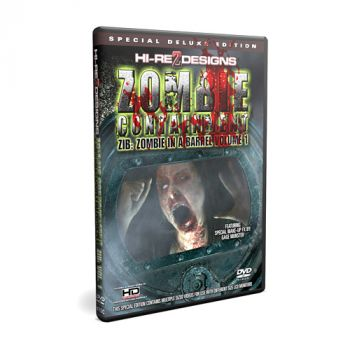 Zombie Containment: ZIB Volume 1