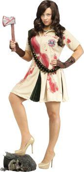 Zombie Hunter Plus Size