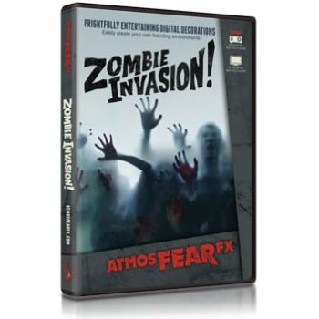 Zombie Invasion DVD