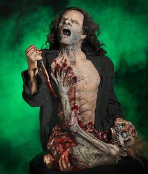Zombie Killer Animatronic