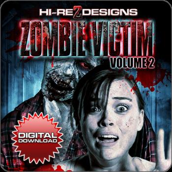 Zombie Victim: Volume 2 - Digital Download