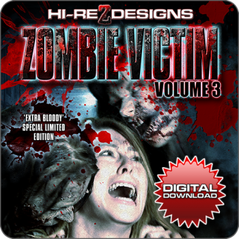 Zombie Victim: Volume 3 - Digital Download