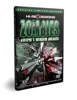 Zombies - Volume 1: Window Breaker