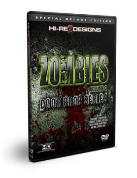 Zombies - Volume 3: The Door Series