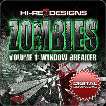 Zombies: Volume 1: Window Breaker - Digital Download