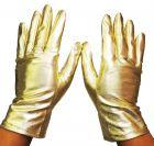 Metallic Gloves - Gold - Adult OSFM