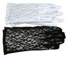 Gloves Lace - Black