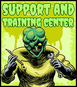 Support & Training Center