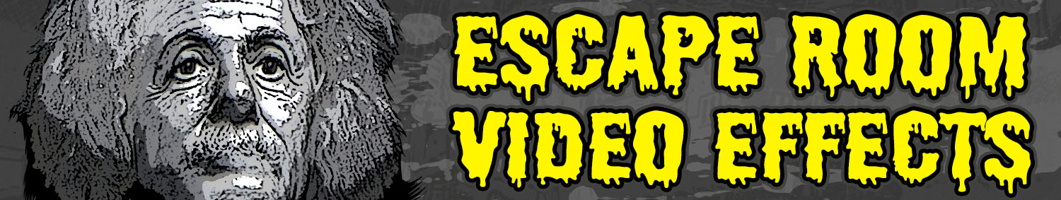 Escape Room Video Effects